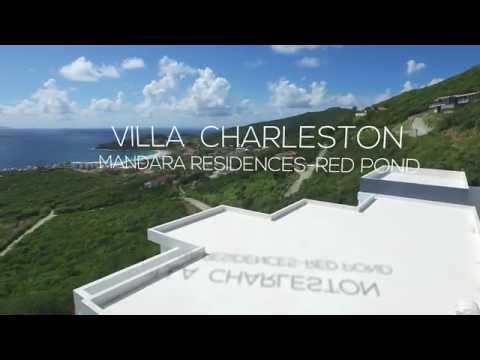 Villa Charleston Sint Maarten Luxury Ocean View Estate For Sale