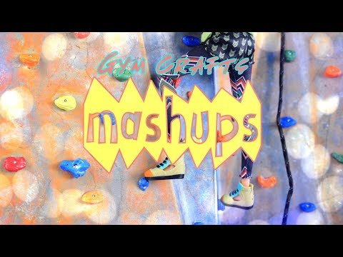 Mash Ups: New Years Resolution Gym Crafts   Rock Climbing   Martial Arts Studio   Trampoline & More