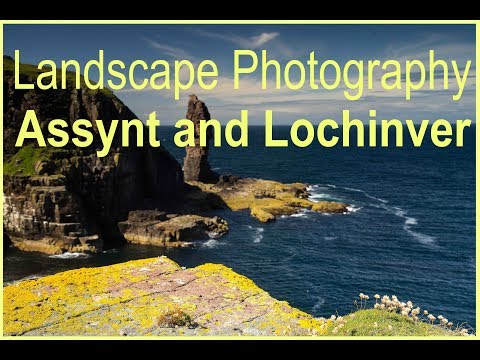 Landscape Photography - Assynt and Lochinver North West Scotland