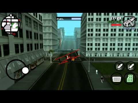 GTA San Andreas Mission #48 Supply Lines...