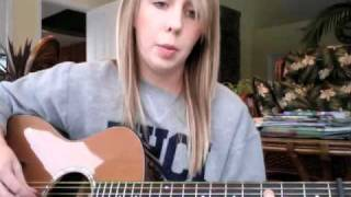 "Tutorial: How To Play ""Never Grow Up"" By Taylor Swift"