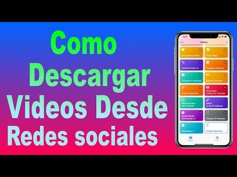 Como Descargar Videos Desde Las Redes Sociales Instagram, FaceBook & Mas