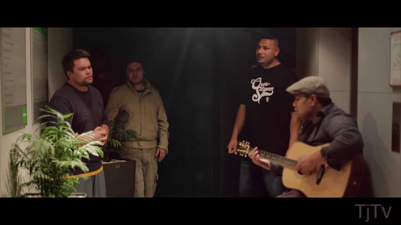 TJ & FRIENDS - YOU WILL KNOW COVER (BLACK MEN UNITED ...