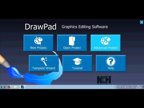 Drawpad Graphic Design Software