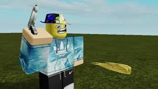Prima mea animation cu Roblox