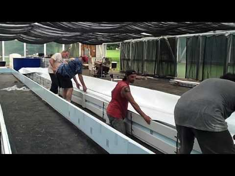 O'Leary Aquaponic Build