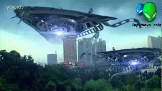 2 UFOs Invaded Shanghai Again!!! - 2012 UFO Sightings