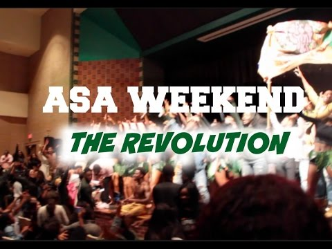 ASA Weekend 2016 Vlog | The Revolution