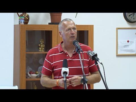 Migráció rendőri szemmel - Georg Spöttle előadása