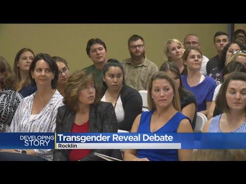 Rocklin Parents Grill School Board Over Transgender Discussions In Kindergarten