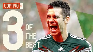Rafa Márquez, Mexico's Eternal Captain | 3 Of The Best