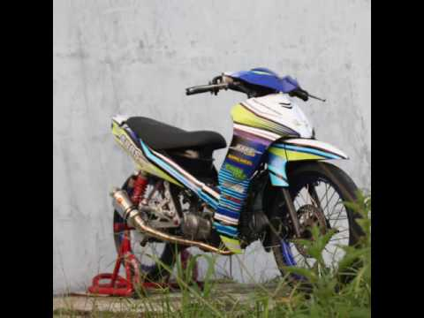 Agungbocill Modifikasi Jupiter Z Road Race Youtube