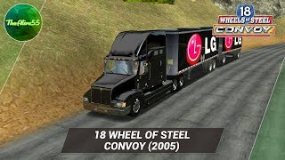 Обложка 18 WHEEL OF STEEL CONVOY 2005