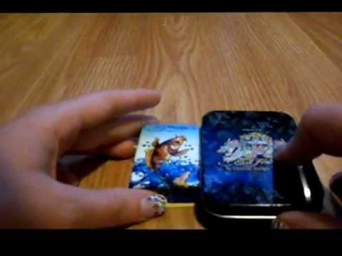 Ed Hardy Koi Fish Flip Lighter Unboxing
