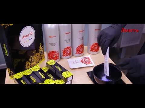 Видео Краска для волос фара палитра и отзывы