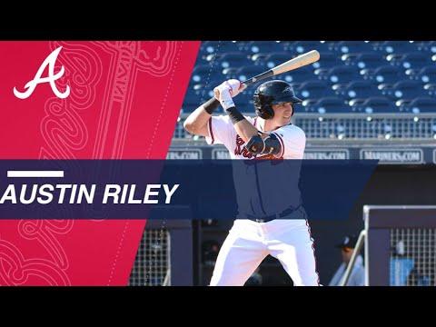 Top Prospects: Austin Riley, 3B, Braves