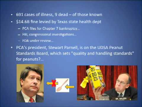 Food-Safety in America - Sandy Gompf, MD