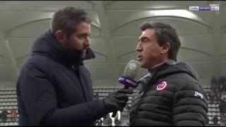 David Guion : « Il faut féliciter cette équipe du RC Lens »