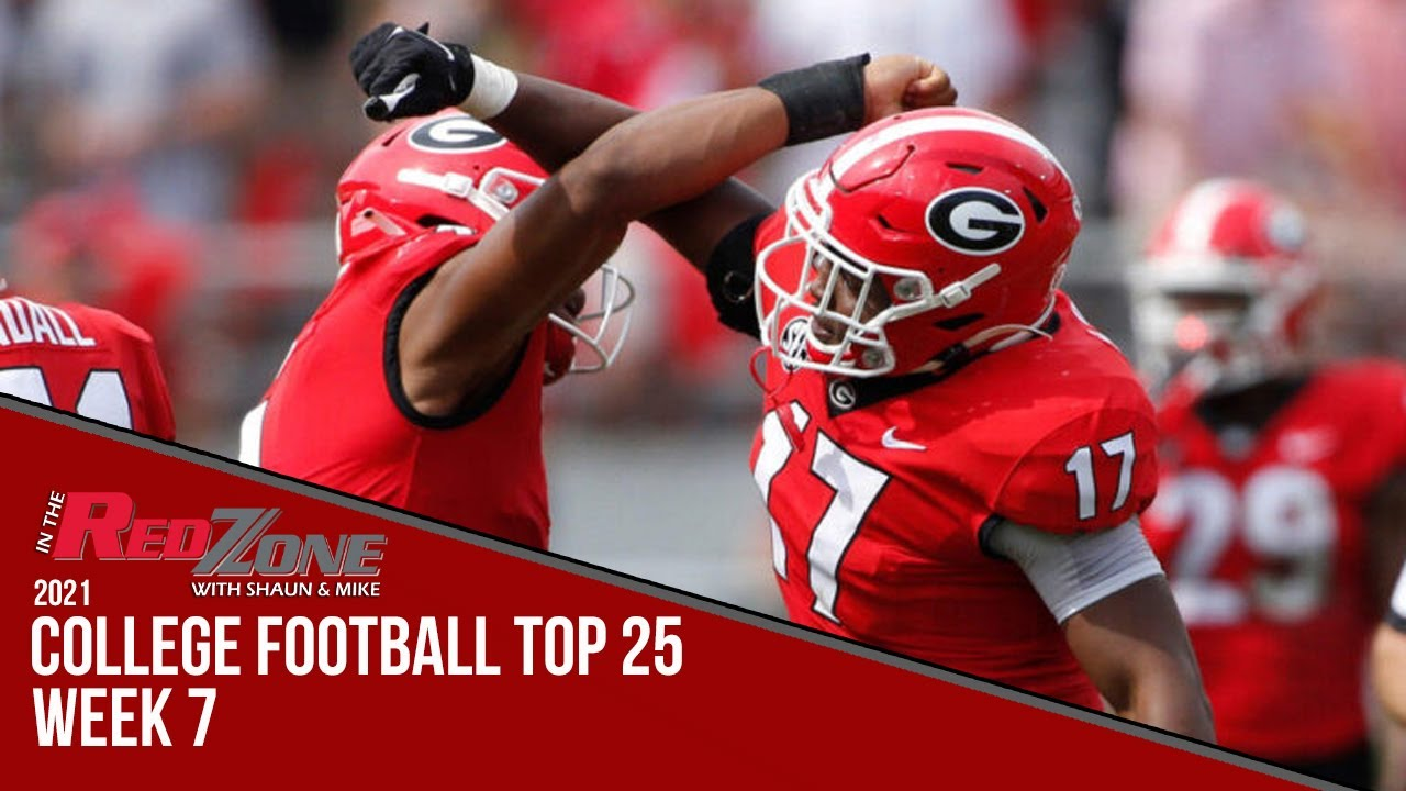 College football's wild Week 6 had everything, from Alabama losing ...