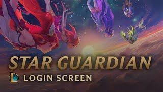 Download Star Guardian: Burning Bright   Login Screen - League of Legends