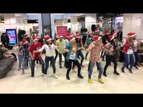 Style Dance  новогодний флешМоб
