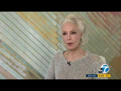 Catwoman JULIE NEWMAR fights for rights on Fairfax Avenue