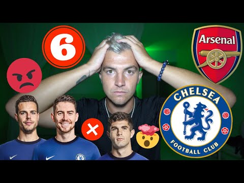 6 Things We Learnt From CHELSEA 1-2 ARSENAL (FA CUP FINAL)