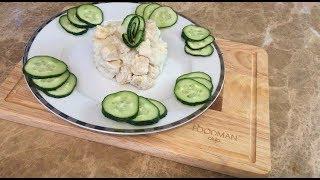 Рис с курицей и луком: рецепт от Foodman.club