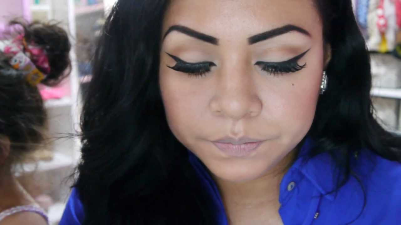 Tutorial de maquillaje simple y para toda ocasión