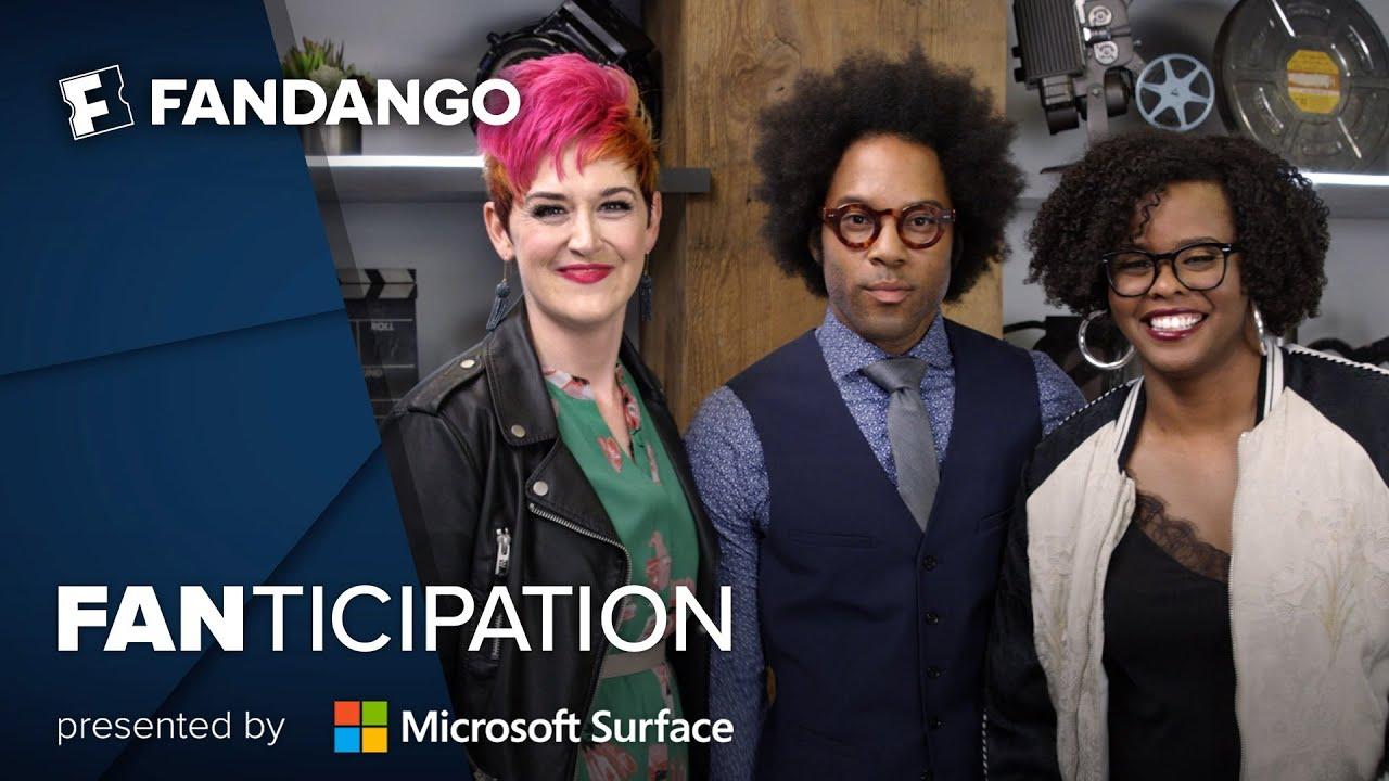 Fandango Fanticipation | Heist Movies