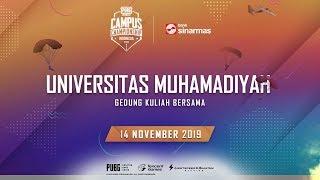 MOCHALATTE & NATIC - PUBG Mobile Campus Championship 2019 - Universitas Muhamadiyah Malang