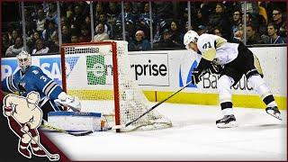 NHL: Wrap Arounds