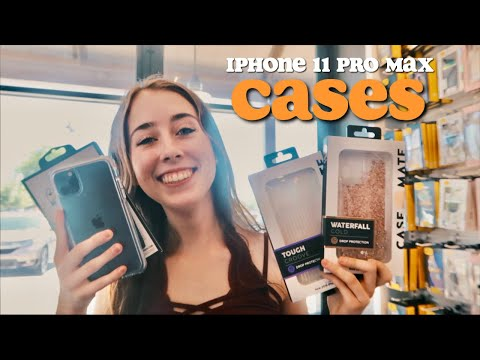 Phone Case Shopping for iPhone 11 Pro Max!
