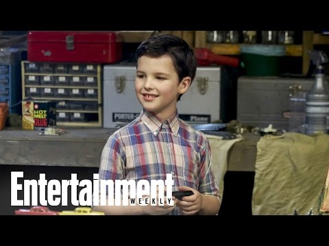 'Big Bang Theory' Prequel First Look: CBS Reveals Fall Schedule | News Flash | Entertainment Weekly