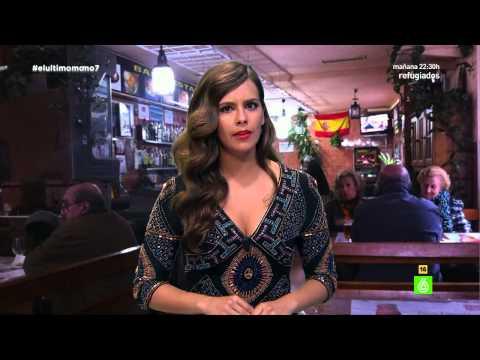 """Cristina Pedroche presenta """"Vallecas Express"""" - El Último Mono"""