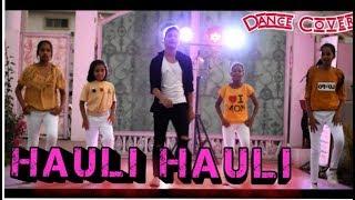 Hauli Hauli : De De Pyar De | Dance | choreography | Dance Empire Rewa