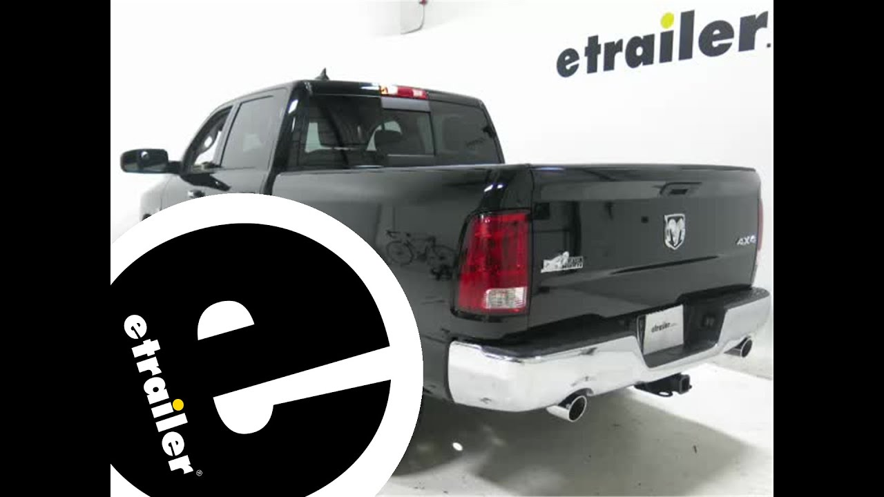 Installation of the cipa driver side towing mirrors on a 2013 dodge ram pickup etrailer com youtube