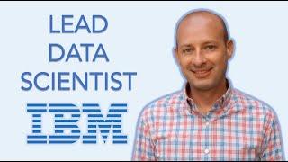 MBA to IBM Data Scientist: Exclusive Interview with Greg Rafferty