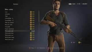 Présentation Uncharted 4 - mode multi (PS4)