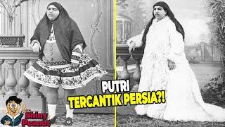 Banyak yang DITOLAK! Inilah Putri Persia dan Tren Kecantikan Gaul Zaman Dulu