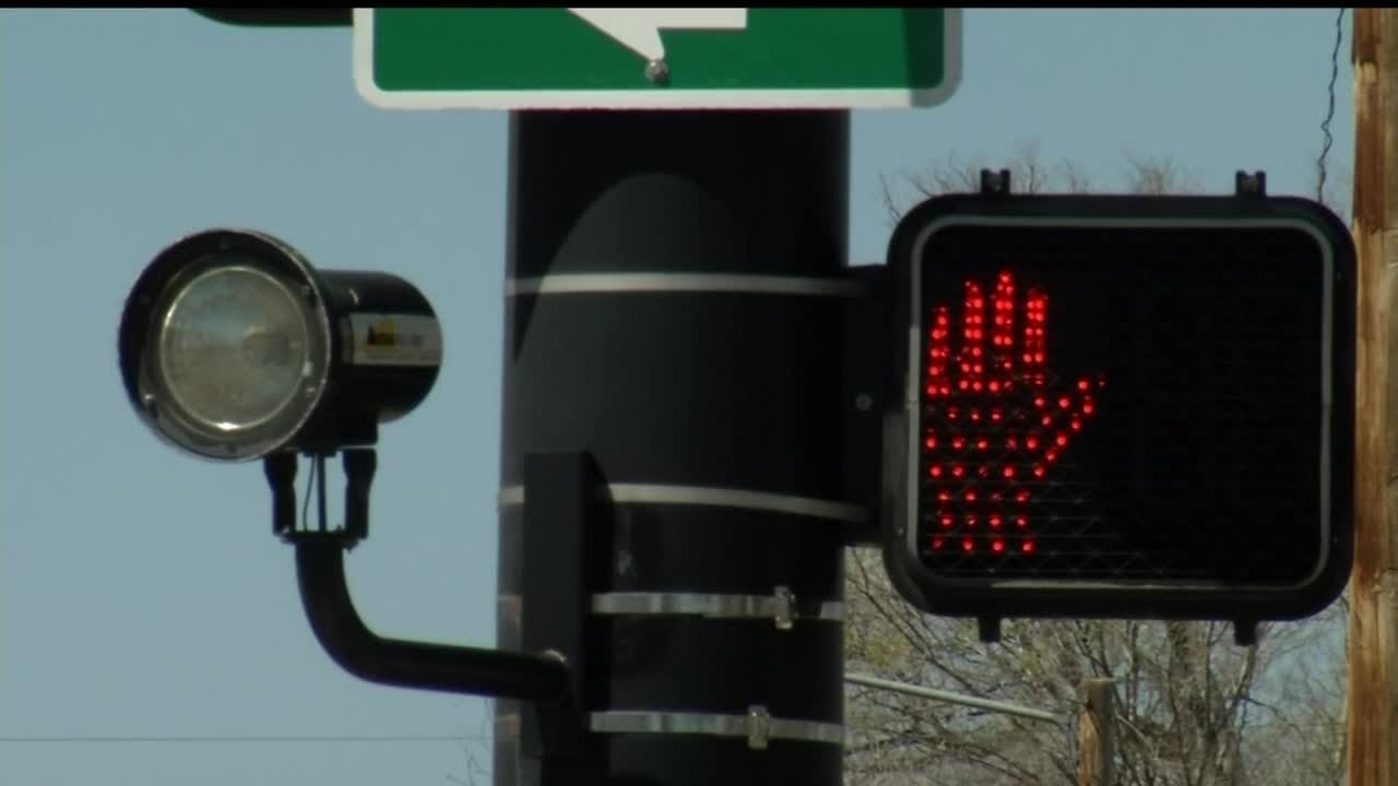 Red Light Cameras go live in Colorado Springs next Tuesday