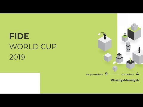 FIDE World Cup 2019. Round 2. Game 1