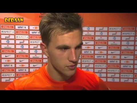 Veltman tevreden na debuut | WK-Voetbal 2014