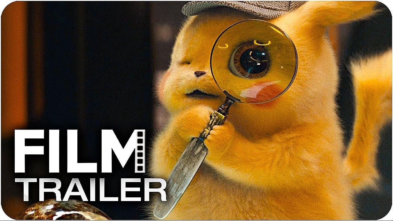 Meisterdetektiv Pikachu Trailer