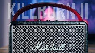 marshall Kilburn II обзор портативной колонки