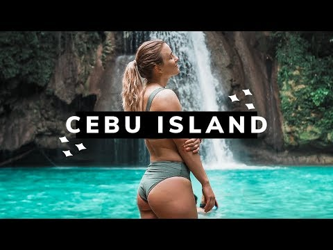 CEBU ISLAND | The Most Adventurous Days Of My Life | TRAVEL