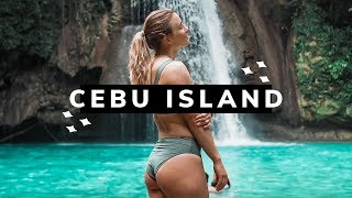 CEBU ISLAND | The Most Adventurous Days Of My Life | TRAVEL VLOG