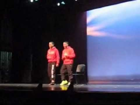 2013 Mr. BTHS (Burlington Township High School) Host Opening Number