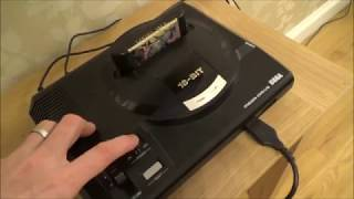 How to play a Sega Mega Drive (Genesis) on a Samsung 4K TV via RF