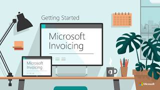 Get started with Microsoft Invoicing